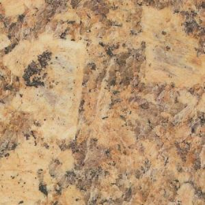 China Giallo Fiorito Yellow Granite Countertops