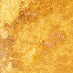 Gold Travertine Yellow Marble Slabs