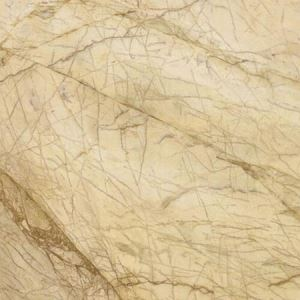 Golden Spiders Yellow Marble Countertops
