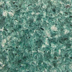 Green Quartz Stone Countertops