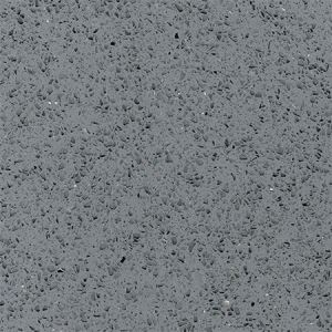 Dark Grey Artificial Quartz Countertops