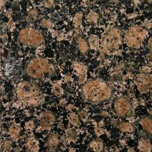 Leopard Skin Brown Granite Slabs