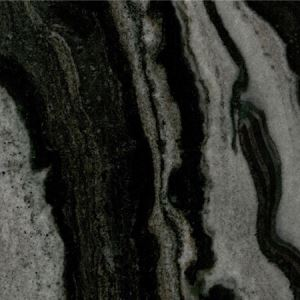 Mercury Black Marble Tiles