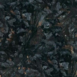 Night Rose Black Granite Countertops