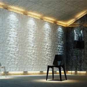 Art Decor Interior 3d Effect Wall Panels For Home