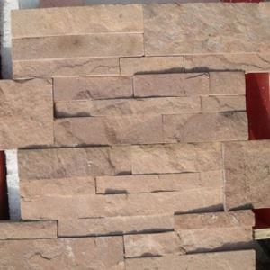 Pink Sandstone, Wall Tiles